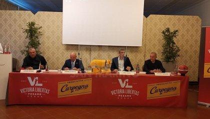 """VL Pesaro, presentato Repesa: """"Convinto da Ario. Visto il budget non possiamo fare errori"""""""