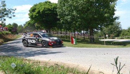 Breen vince ad Alba nella prima del Campionato Italiano WRC
