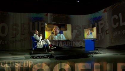 Renato Brunetta: fondi Ue,  taglio parlamentari, politica italiana e San Marino, questa sera a Close UP