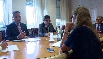 Roma: incontro bilaterale San Marino-Italia su frontalieri, targhe e associazione Ue