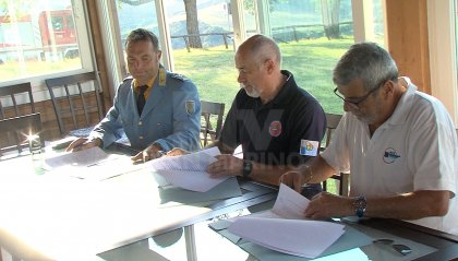 Un aiuto dai cieli nelle emergenze: rinnovata la collaborazione tra Aeroclub, Protezione Civile e Polizia Civile