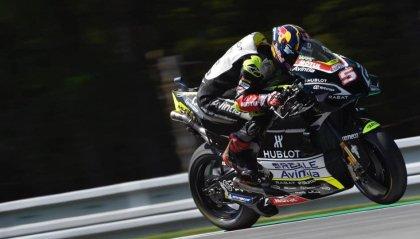 MotoGP, a Brno colpaccio Ducati, Zarco in pole