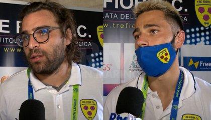 """Davide Simoncini: """"Nello spogliatoio della Libertas si era rotto qualcosa per questo ho scelto il Tre Fiori"""""""