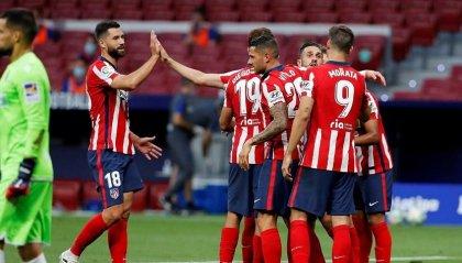 Il Covid spaventa la Champions: positivi Correa e Vrsaljiko dell'Atletico Madrid