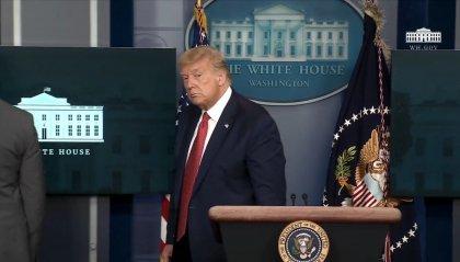 USA: sparatoria vicino alla Casa Bianca, Trump interrompe la conferenza