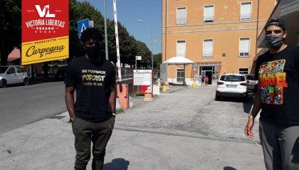 Carpegna Prosciutto Pesaro, Cain e Massenat arrivati in Italia
