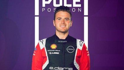 Formula E, la pole di Gara 10 va a Rowland