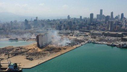 Libano: le esplosioni nel porto di Beirut hanno portato alla luce le gallerie sotterranee di Hezbollah