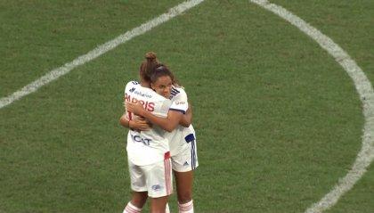 Amichevole femminile, Lione-PSV 4 a 0: francesi cariche per la Champions