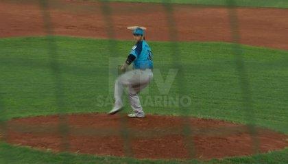 Baseball, Bologna vince ancora con Godo e allunga su San Marino