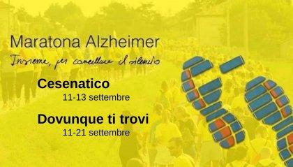 Maratona Alzheimer a Cesenatico