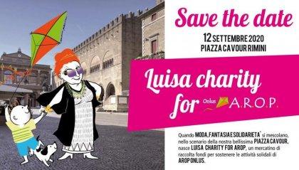 Luisa Charity for AROP