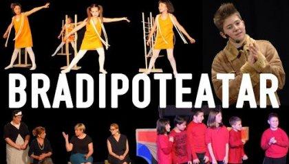 Riparte la Scuola di Teatro e Danza Creativa