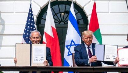Israele: l'accordo con gli Emirati Arabi e il Bahrein è anche un'alleanza anti Iran