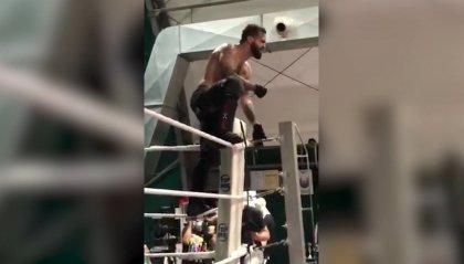JT9 è il primo campione sammarinese di Wrestling