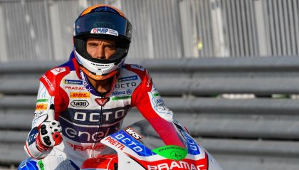 MotoE: Granado davanti ad Alex De Angelis