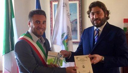 Ttt: Pedini Amati incontra il sindaco di Monte Grimano e mette in agenda il Ministero Beni Culturali