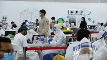 Emirati Arabi: approvato l'uso del vaccino cinese per i lavoratori più a rischio