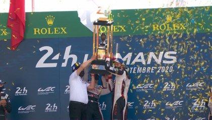 """Trionfo Toyota alla """"24 Ore di Le Mans"""": è il terzo di fila"""