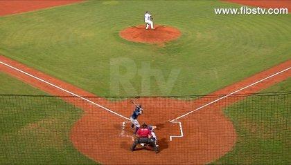 Italian Baseball Series - Gara 5 sospesa per pioggia sull'8-8 al 4° inning