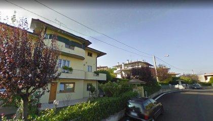 Incendio a Domagnano, la Polizia Civile doma le fiamme