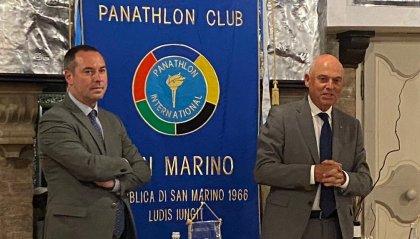 Lonfernini ospite del Panathlon Club San Marino