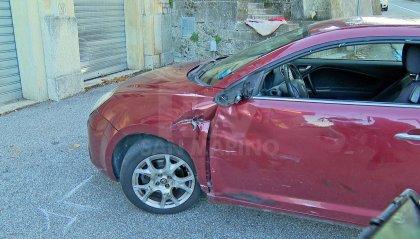 Scontro auto-moto in Città, 17enne sammarinese ricoverato in ospedale