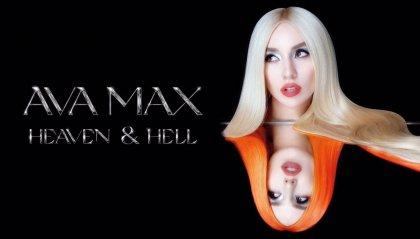 """Il nuovo album di Ava Max: """"Heaven & Hell"""""""
