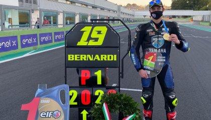SS600: Luca Bernardi campione italiano