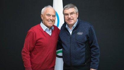 Il presidente del Cio Thomas Bach si congratula per la giornata mondiale Fair Play