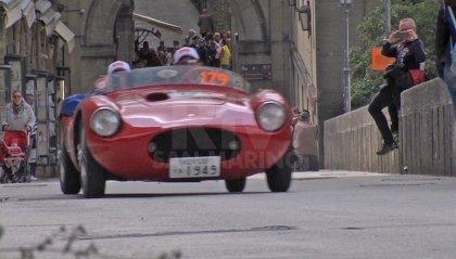 Mille Miglia: torna a San Marino la corsa più bella del mondo
