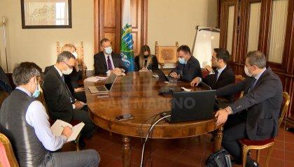 San Marino 2030: giornata di incontri con tecnici, Segreterie e settore bancario