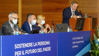 Al via al Centro Congressi Kursaal il XXI Congresso Generale del Pdcs. La relazione del Segretario politico Gian Carlo Venturini