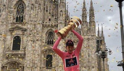 Geoghegan Hart ha vinto il Giro d'Italia