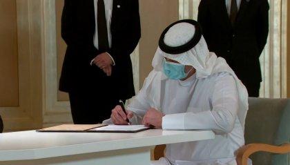 Emirati-Israele: tre miliardi di dollari per il fondo Abraham