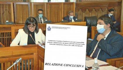 """Relazione Banca CIS: """"Confuorti ha adottato una strategia della tensione"""""""