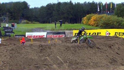Motocross: Tim Gajser mette le mani sul mondiale, in Belgio lo slovena ipoteca il titolo