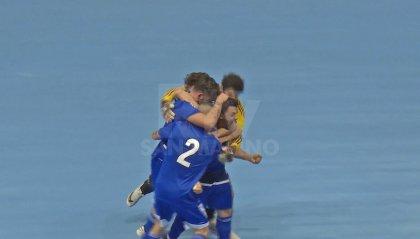 Futsal: un positivo in Nazionale; squadra in isolamento ma al lavoro per la Danimarca