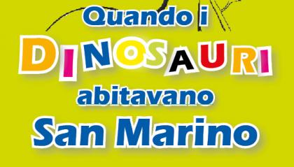 """""""Quando i Dinosauri abitavano San Marino"""" di Marina Rossi"""