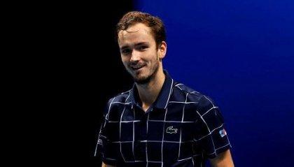 Atp Finals: Nadal ko, finale Thiem-Medvedev