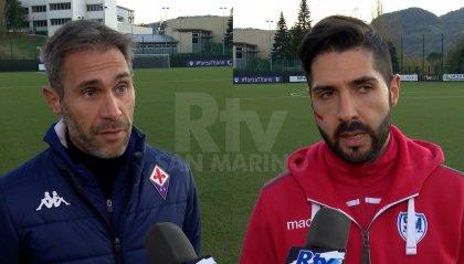 """Cincotta: """"Vittoria meritata ma complimenti al San Marino"""" Alain Conte: """"Abbiamo regalato il primo tempo"""""""