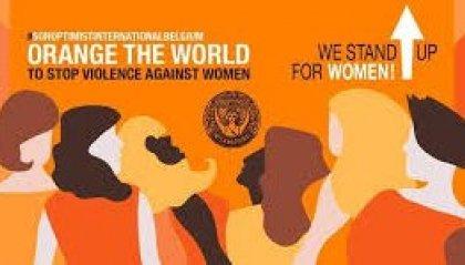 Club Soroptimist San Marino: Orange the world/Colora il mondo di arancione