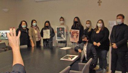 """L'insegnamento dei giovani: premiati i tre vincitori del concorso artistico """"Barbablu"""""""
