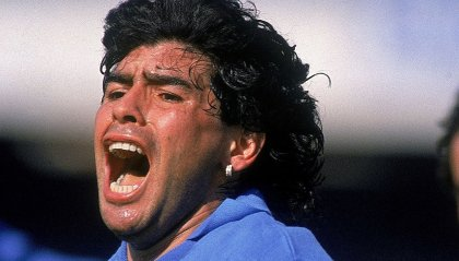 Si è spento Diego Armando Maradona