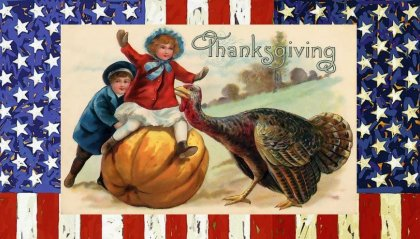 Thanksgiving Day ... today!