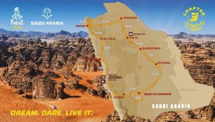 Meno chilometri, meno auto: ma lo spettacolo della Dakar ritorna