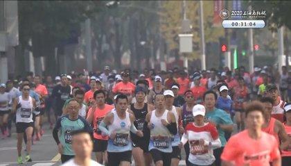 Maratona di Shanghai, vince Renjia Jia'e