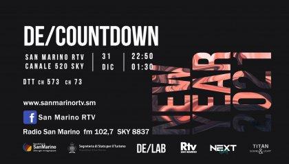 """L'attesa per il 2021 è """"De/Countdown"""" a Rtv San Marino"""