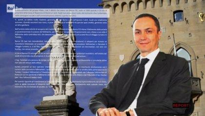 """Report: un anonimo dice che Daniele Guidi è """"attenzionato"""", con l'Ing Tommasi, da Banca Centrale e Aif, per una intermediazione"""