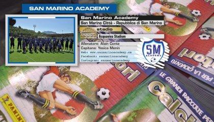 Un po' di San Marino nei 60 anni dell'album Panini